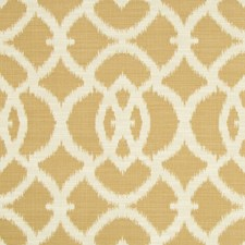 Taupe/Beige Ikat Decorator Fabric by Kravet