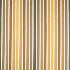 Brown/Camel/Taupe Stripes Decorator Fabric by Kravet