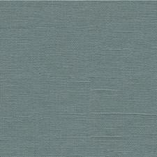 Teal/Light Blue Solids Decorator Fabric by Kravet