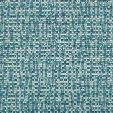 Blue/Teal/White Ottoman Decorator Fabric by Kravet