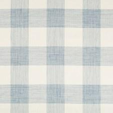 Indigo Check Decorator Fabric by Kravet