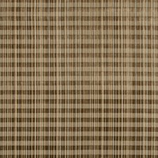 Espresso Plaid Decorator Fabric by Kravet
