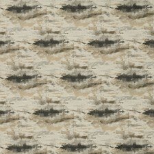 Beige/Charcoal Contemporary Decorator Fabric by Kravet