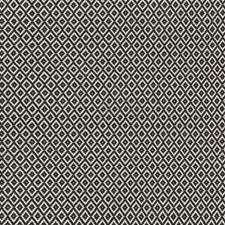 Charcoal Geometric Decorator Fabric by Kravet