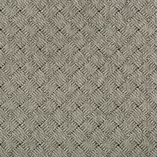 Black/White Geometric Decorator Fabric by Kravet