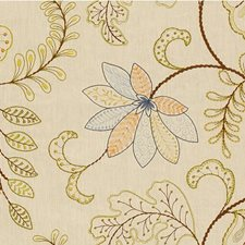 Quince Botanical Decorator Fabric by Kravet