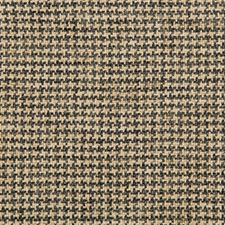 Grey/Ivory/Charcoal Check Decorator Fabric by Kravet