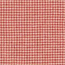 Red/White/Fuschia Check Decorator Fabric by Kravet