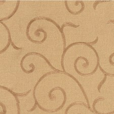 Beige/Brown Lattice Decorator Fabric by Kravet