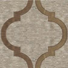 Grey/Yellow Modern Decorator Fabric by Kravet