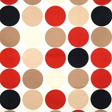 Ruby Novelty Decorator Fabric by Fabricut