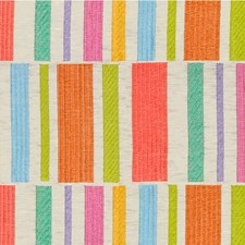 Brights Stripes Decorator Fabric by Kravet