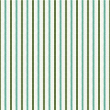 Picnic Green Embroidery Decorator Fabric by Kravet