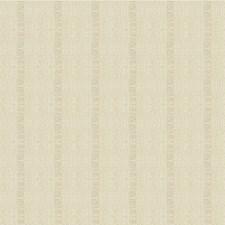 Ivory Stripes Decorator Fabric by Kravet