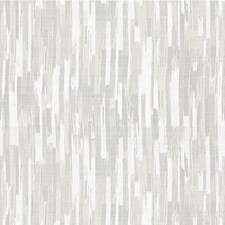 Grey/White Modern Decorator Fabric by Kravet
