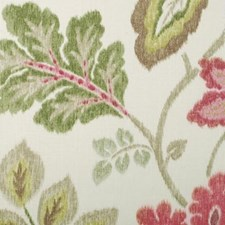 Azalea Floral Large Decorator Fabric by Duralee