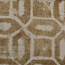 Latte Ethnic Decorator Fabric by Duralee