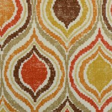 Spice Abstract Decorator Fabric by Duralee