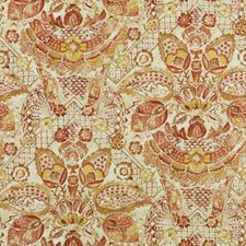 Amber Damask Decorator Fabric by Duralee