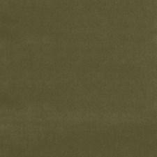 Dark Olive Decorator Fabric by Schumacher