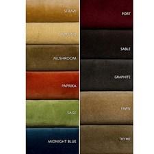 Midnight Blue Decorator Fabric by Schumacher