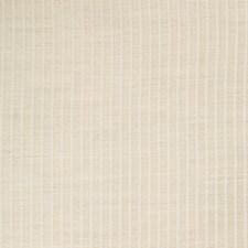 White Sand Stripes Decorator Fabric by Kravet