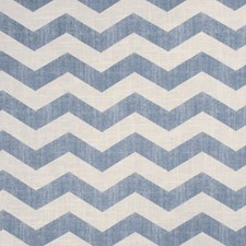 Chambray Flamestitch Decorator Fabric by Trend