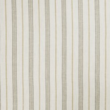 Lemon Zest Stripes Decorator Fabric by Trend