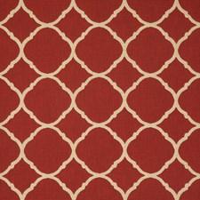 Crimson Decorator Fabric by Sunbrella