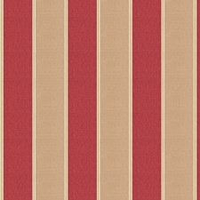 Raspberry Print Pattern Decorator Fabric by Stroheim