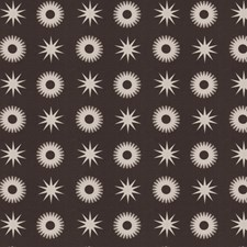 Charcoal Print Pattern Decorator Fabric by Trend