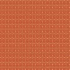 Tangerine Small Scale Woven Decorator Fabric by Fabricut
