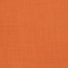 Tangerine Solid Decorator Fabric by Trend