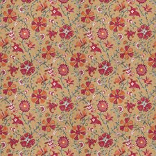 Exotic Berry Floral Decorator Fabric by Fabricut