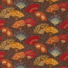 Autumn Asian Decorator Fabric by Fabricut