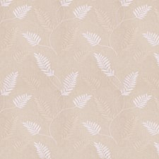 Beige Embroidery Decorator Fabric by Trend