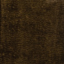 Walnut Geometric Decorator Fabric by Vervain