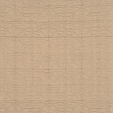 Stone Geometric Decorator Fabric by Vervain