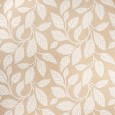 Parchment Leaves Decorator Fabric by Vervain