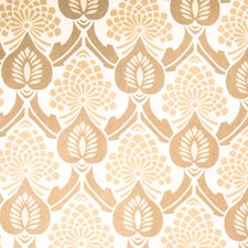 Sand Geometric Decorator Fabric by Vervain