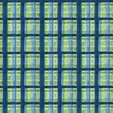 Twilight Geometric Decorator Fabric by Vervain