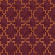 Carousel Geometric Decorator Fabric by S. Harris