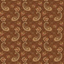 Driftwood Paisley Decorator Fabric by Trend