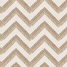 Taupe Embroidery Decorator Fabric by Fabricut