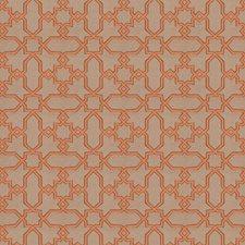 Cayenne Geometric Decorator Fabric by Fabricut