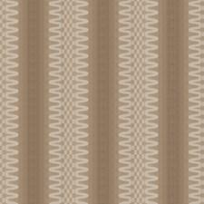 Sand Geometric Decorator Fabric by Vervain