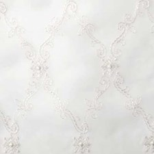 Champagne Embroidery Decorator Fabric by Duralee
