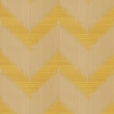 Gold Leaf Flamestitch Decorator Fabric by Fabricut