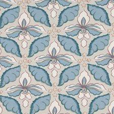 Soft Plum Decorator Fabric by Robert Allen