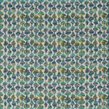 Aqua Decorator Fabric by Robert Allen /Duralee